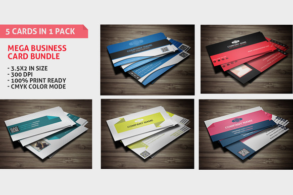 Mega Business Cards Bundle