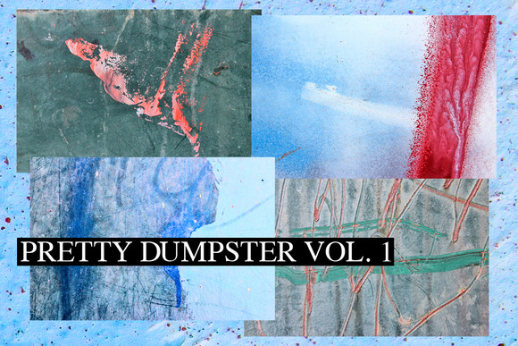Pretty Dumpster Vol 1