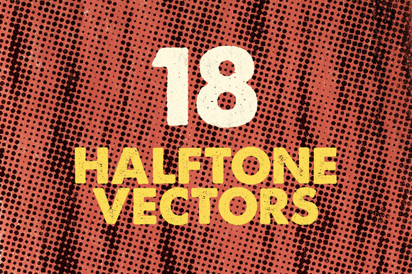 The Screen Shop Halftone Vectors
