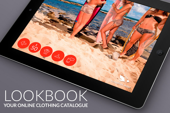 LookBook Wordpress Theme
