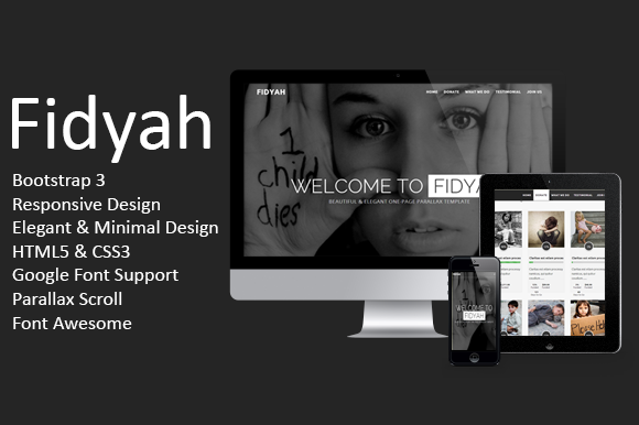 Fidyah Charity Donation Theme