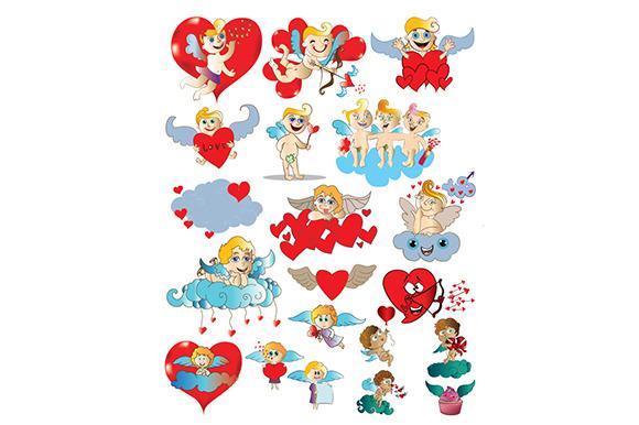 Cartoon Valentine S Day