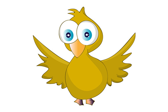 Formidable Yellow Chick