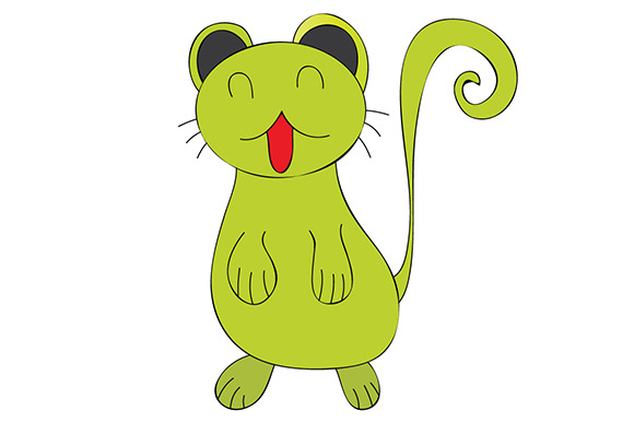 Funny Tomcat