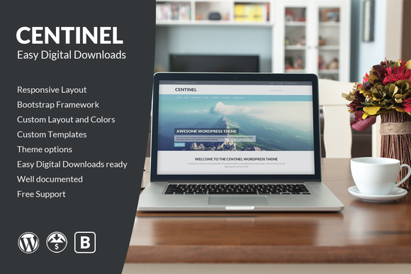 Centinel Easy Digital Downloads