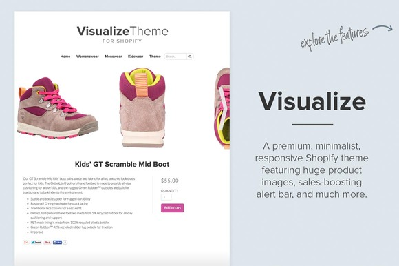 Visualize For Shopify
