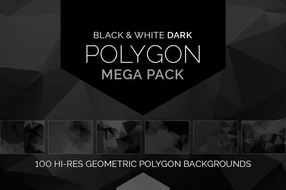 Dark Polygon Mega Pack