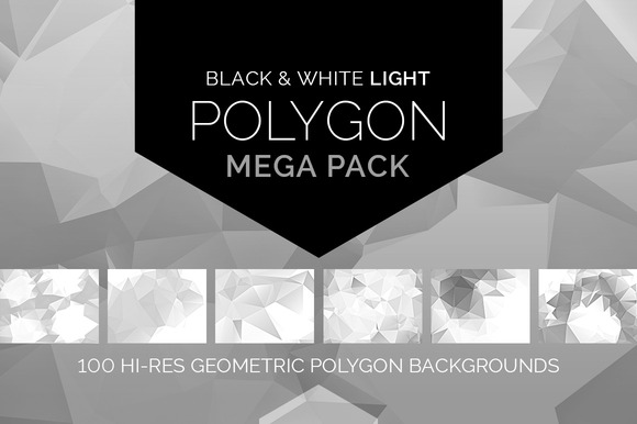 Light Polygon Mega Pack