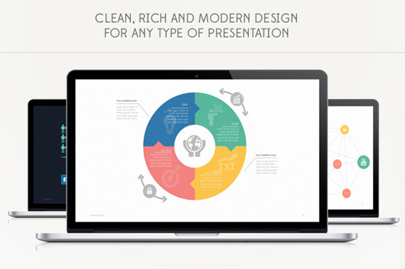 Surface PowerPoint Template