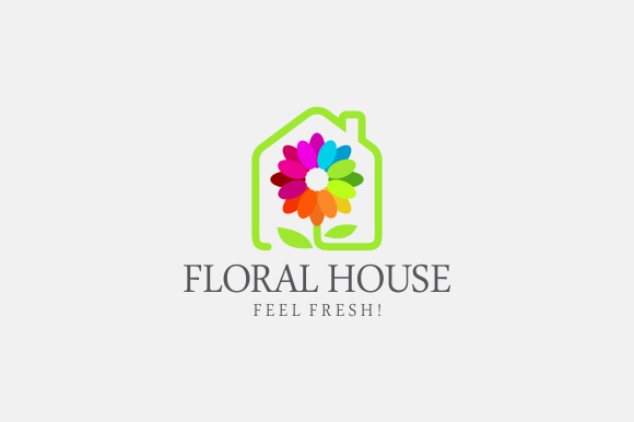 Flower House Logo