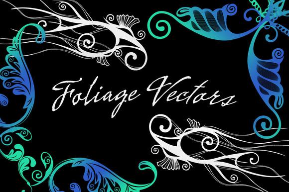 Foliage Vectors