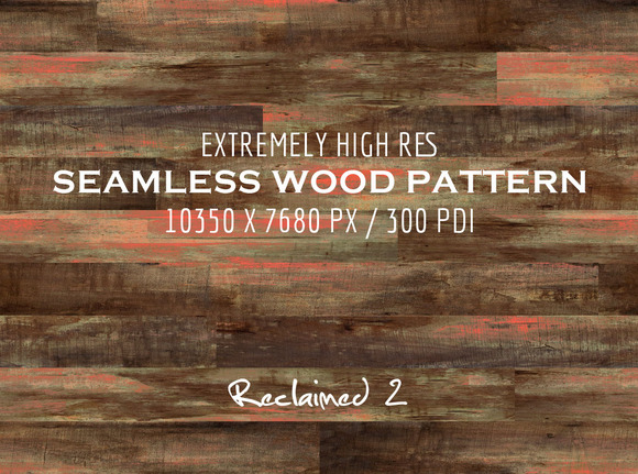 Extremely HR Seamless Wood Pattern