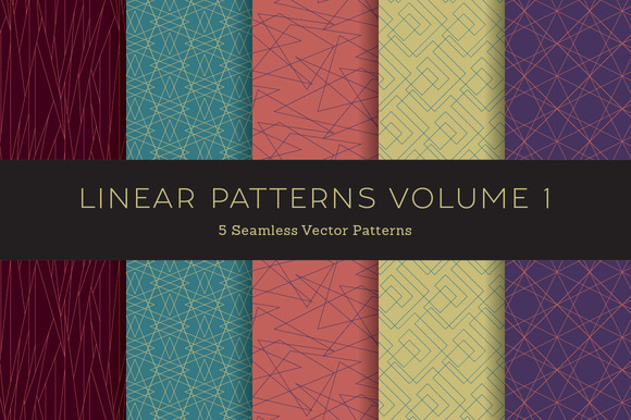 Linear Patterns Volume 1