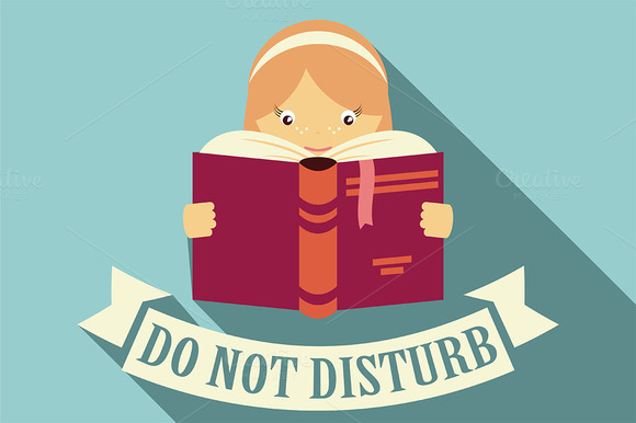 Reading Do Not Disturb