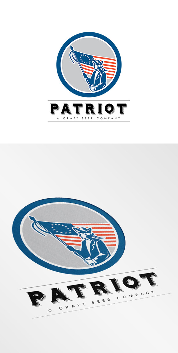 Patriot Craft Beer Company Logo