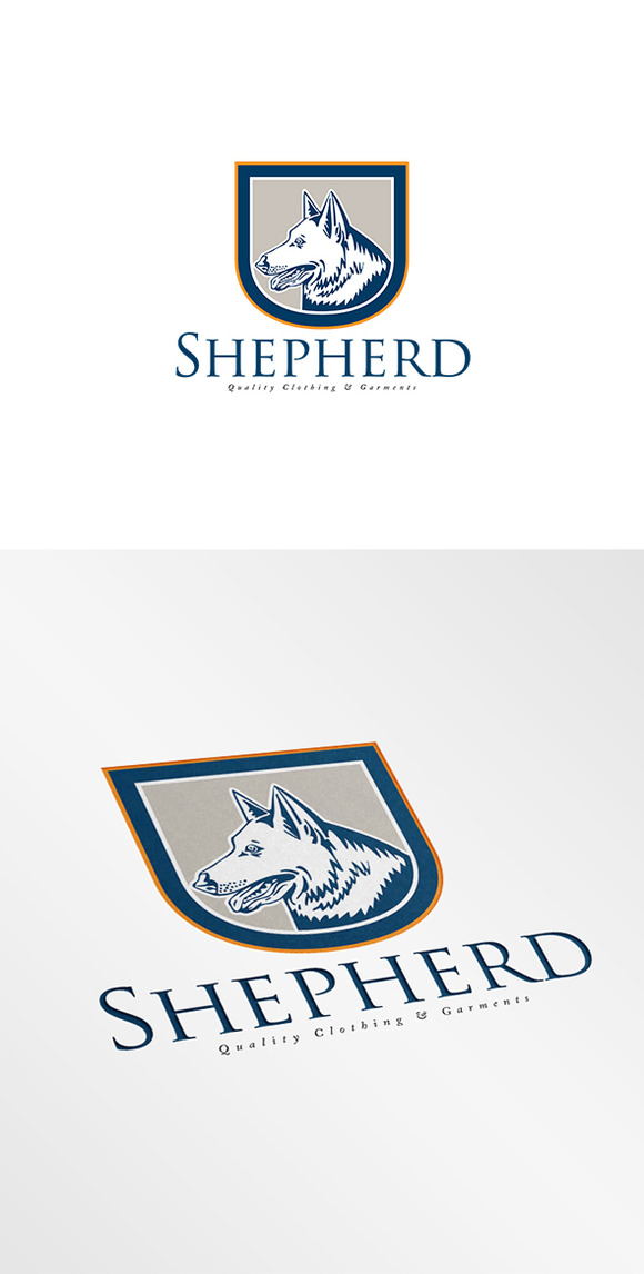 Shepherd Quality Garments Logo