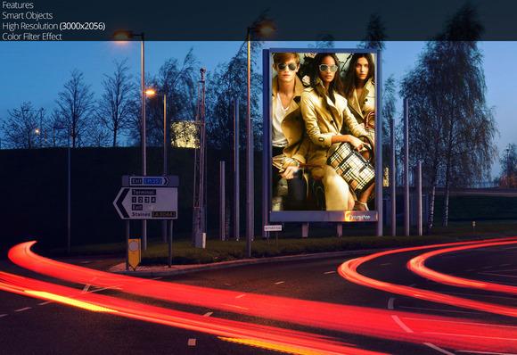 Billboard Mockup 24