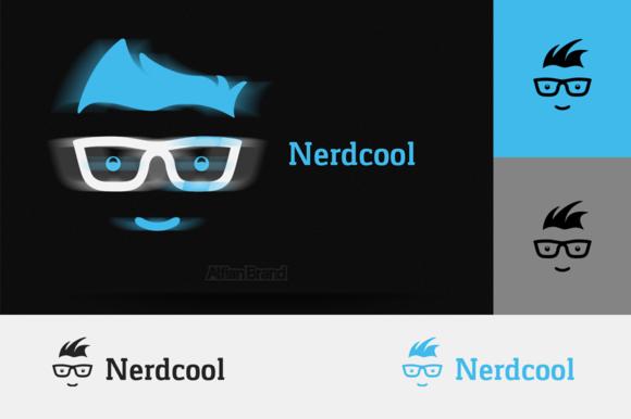 Nerd Cool Logo