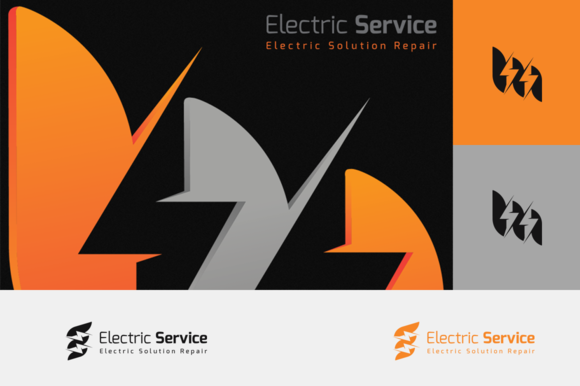 Electric Service Logo
