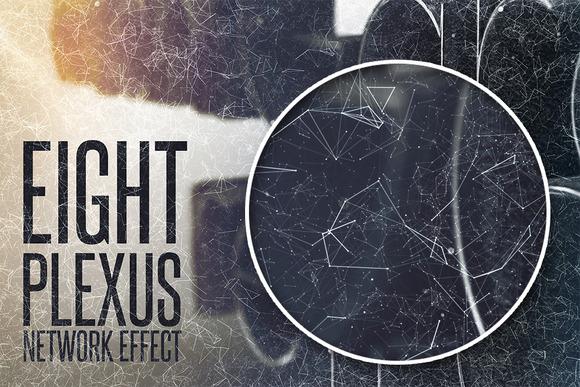 8 Plexus Effect Overlay V.2
