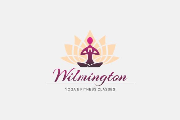 Yoga Fitness Logo