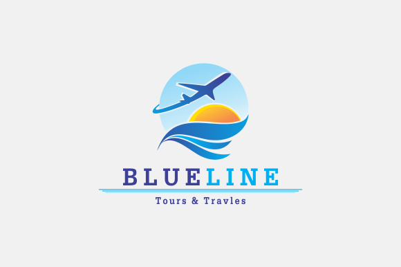 Tours Travels Logo