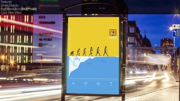 Billboard Mockup 29