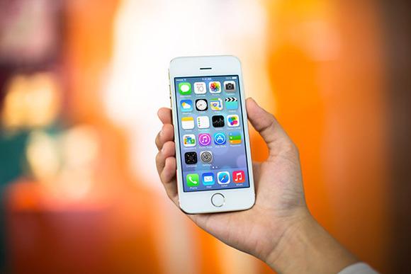 IPhone5 PSD Orange Fury High-res