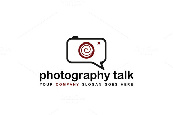 Photography Blog Logo Template