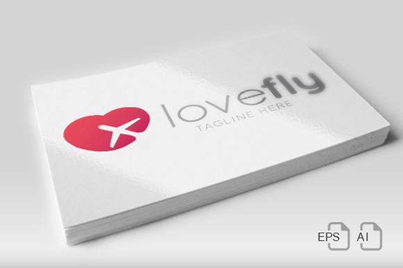 LoveFly Logo