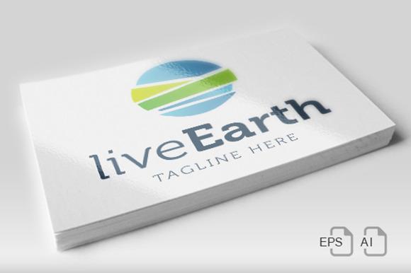 LiveEarth Logo