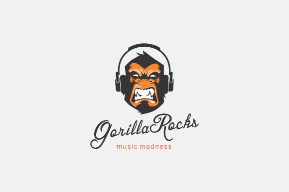 Gorilla Rocks Logo