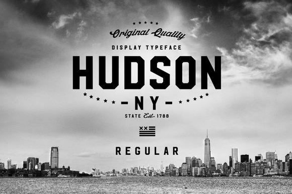 Hudson NY Regular