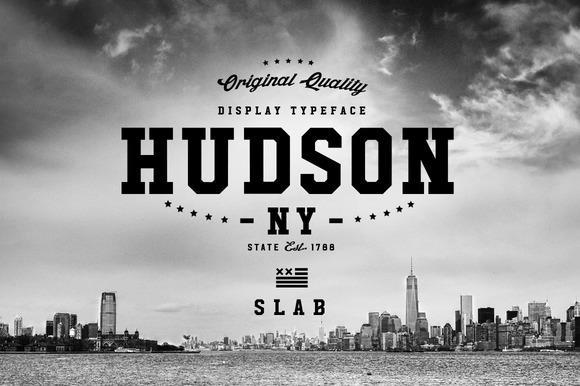 Hudson NY Slab