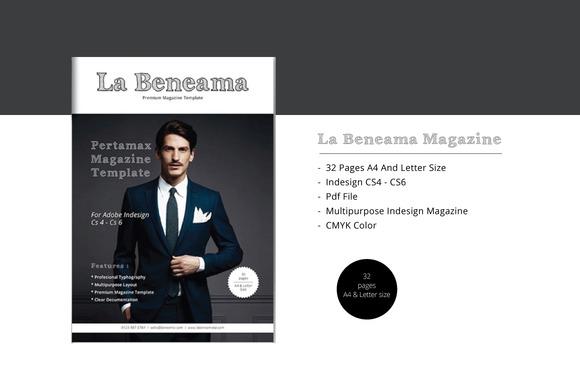 La Beneama Magazine