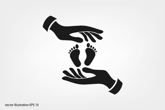 HANDS AND FEET ICON