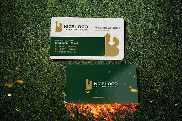 Broker Business Card