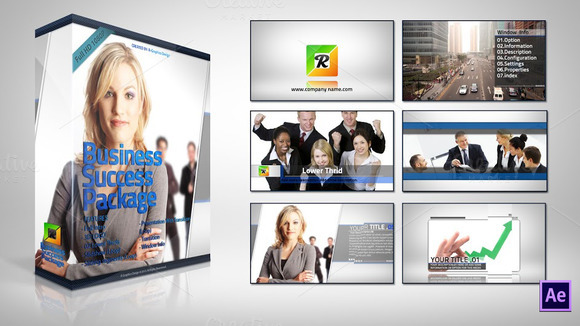Business Success Package Template