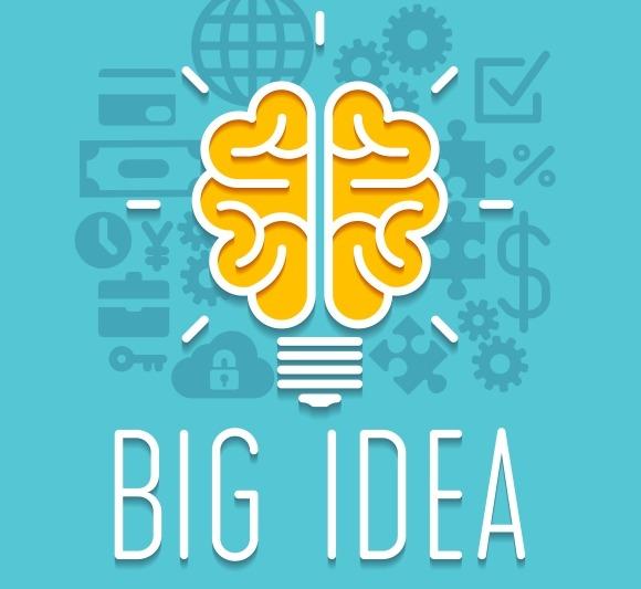 Rich Idea Innovation Light Bulb