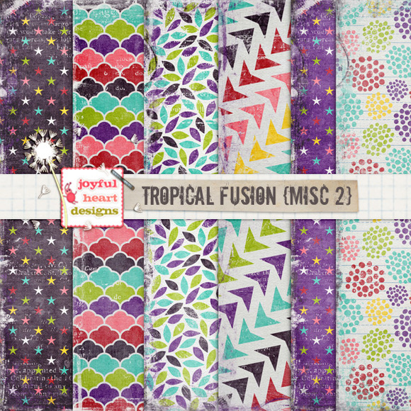 Tropical Fusion {misc 2}