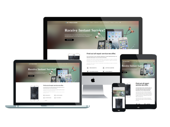 AT Procoser Joomla Template