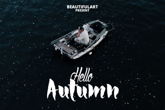 Hello Autumn Lightroom Presets