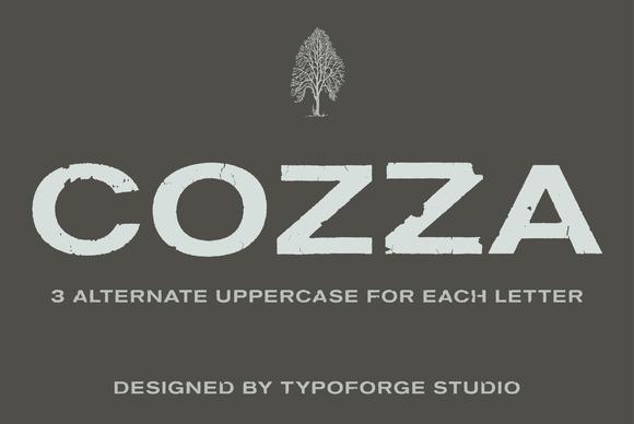 Cozza Letraset