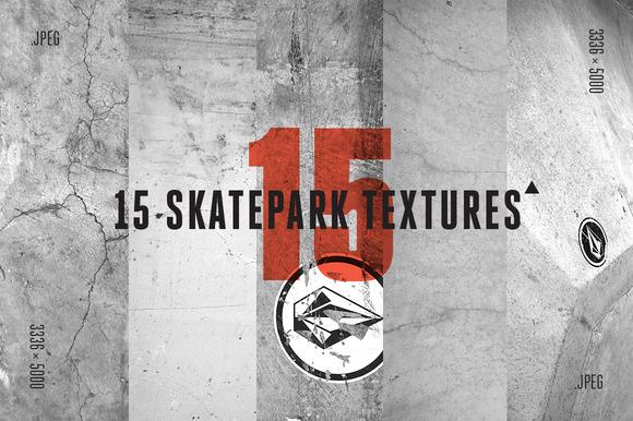 15 Skatpark Jpeg Textures A