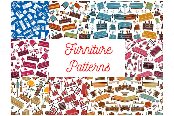 Furniture Room Interior Patterns