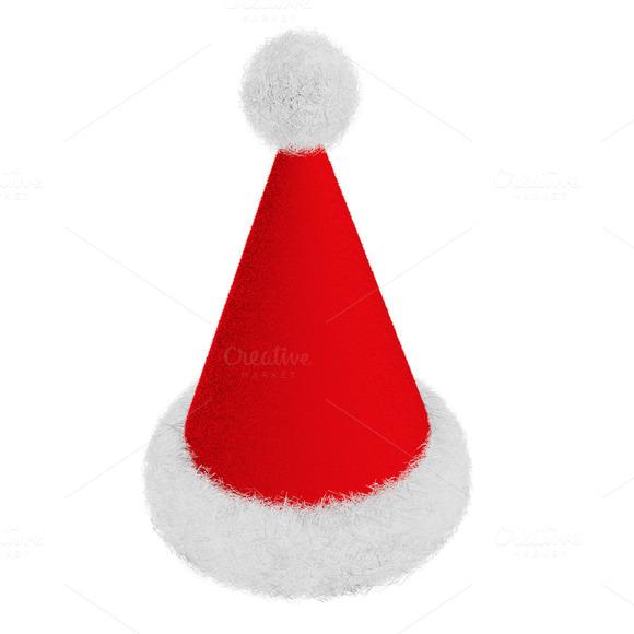 Santa Claus Xmas Hat