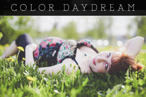 Color Daydream Lightroom Preset