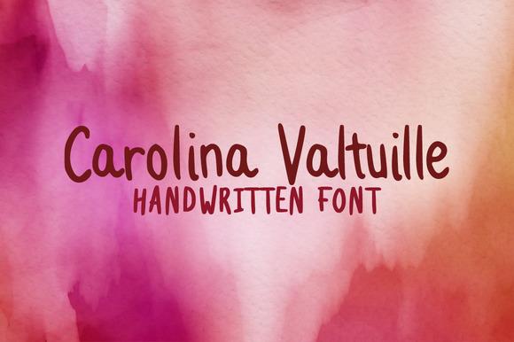 Carolina Valtuille Font