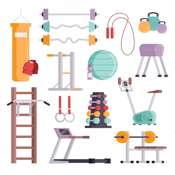 Vector Gym Equipment