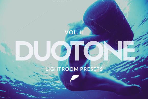 Lightroom Presets Duotone Vol II